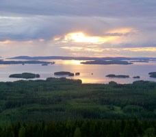 Kolin  SuomenSatu Sunset